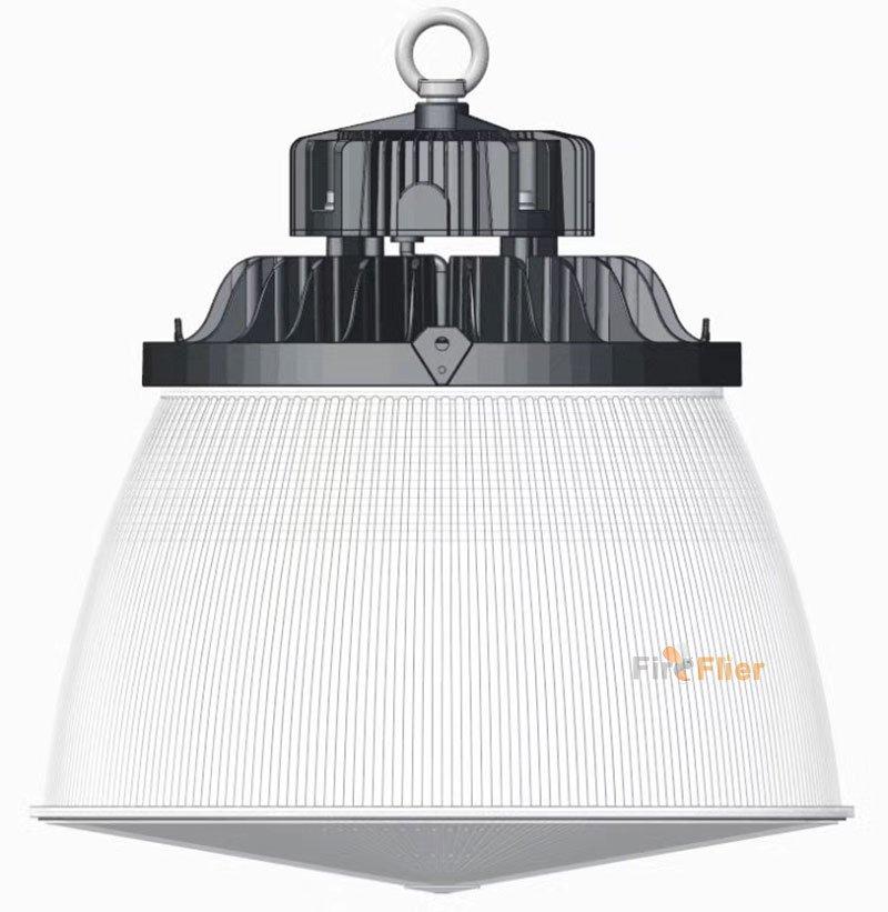 UFO-LED-High-bay-with-pc-réflecteur