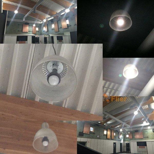 BOMBILLA LED IP65 100W