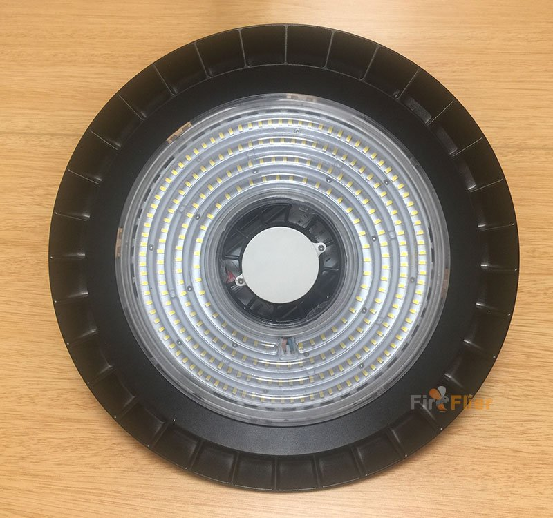 UFO LED High Bay Light con sensor
