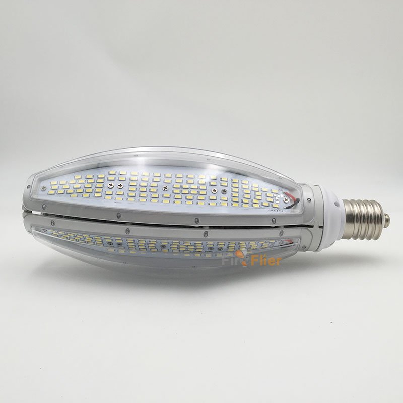 Bombilla de maíz LED IP65 150w cubierta transparente