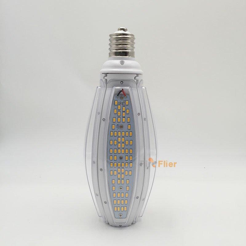 Couvercle transparent d'ampoule de maïs LED IP65