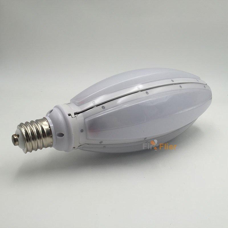 Couvercle dépoli d'ampoule de maïs LED IP65