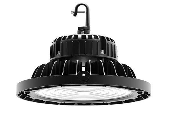 Luz LED de gran altura con gancho 150w