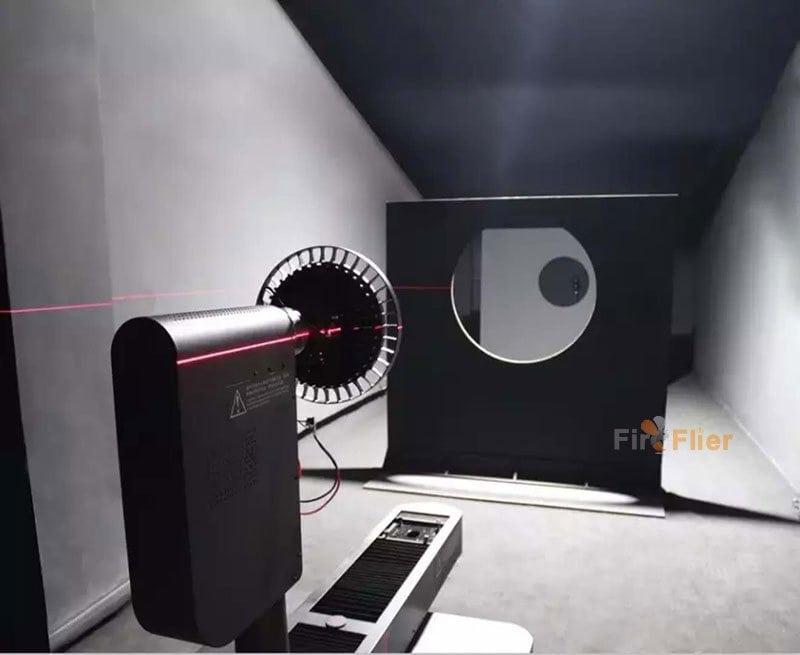Photometrischer Test UFO LED High Bay Light