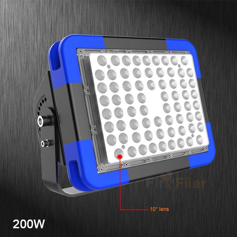 10 Grad LED-Scheinwerfer 200W