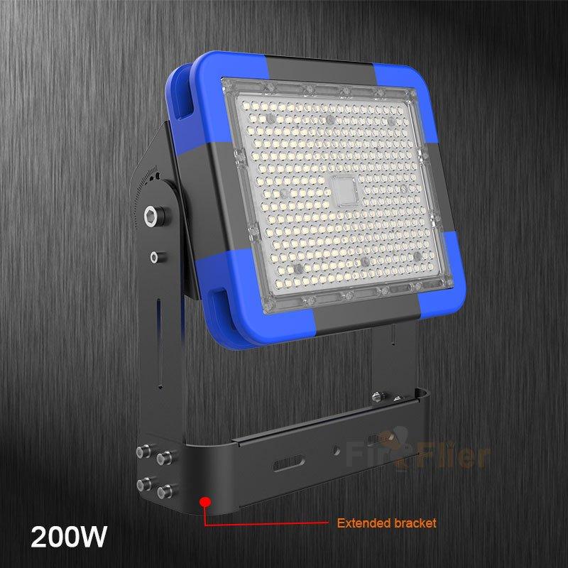LED Projektor 200w