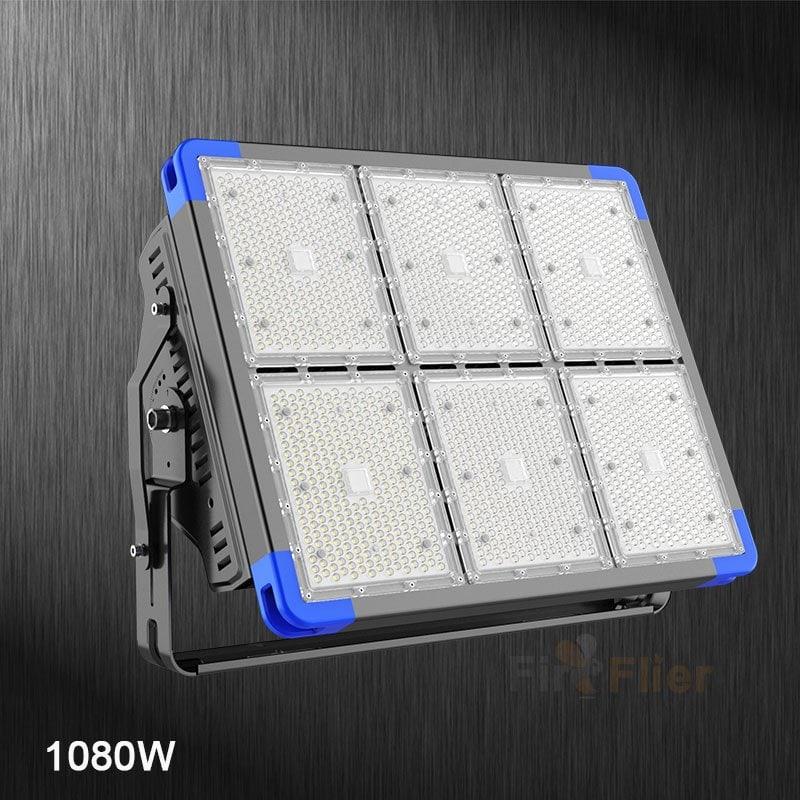 Foco de luz LED 1080W
