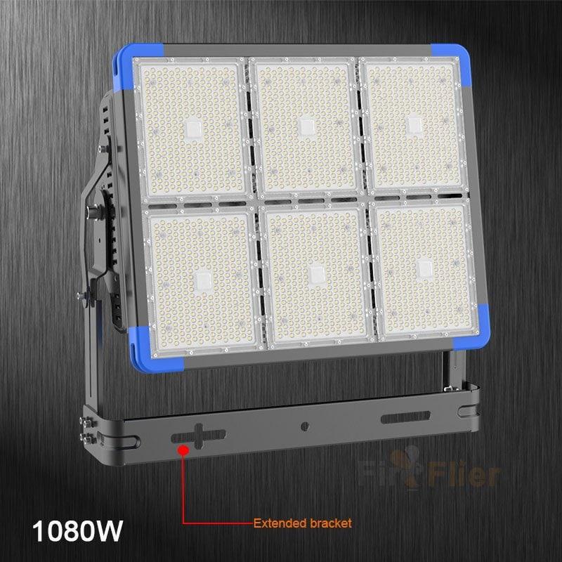 Soporte extendido LED Stadium Light 1080W