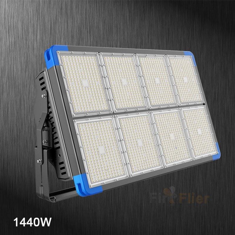 Luz reflectora LED 1440w