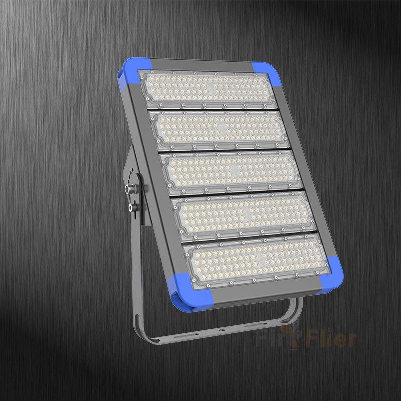 Éclairage LED haut mât 250W