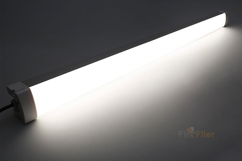 Luz LED estanca al vapor