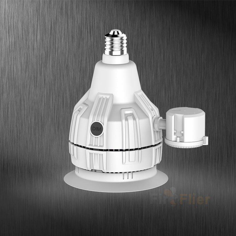 200W LED Nachrüstlampe mit Sensor