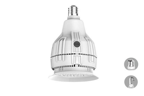 LED žárovka E40, 200W