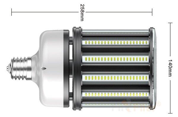 Bombilla de maíz LED sin parpadeo Tamaño 100W