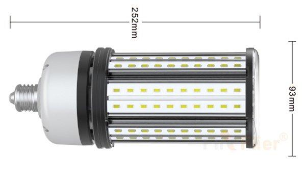 nicht füllende LED Maisbirne 45w