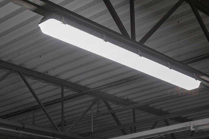 Aplicación 4FT PC LED Vapor Tight Light