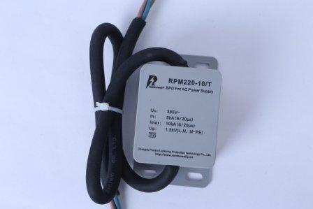 Dispositivo de protección contra sobretensiones