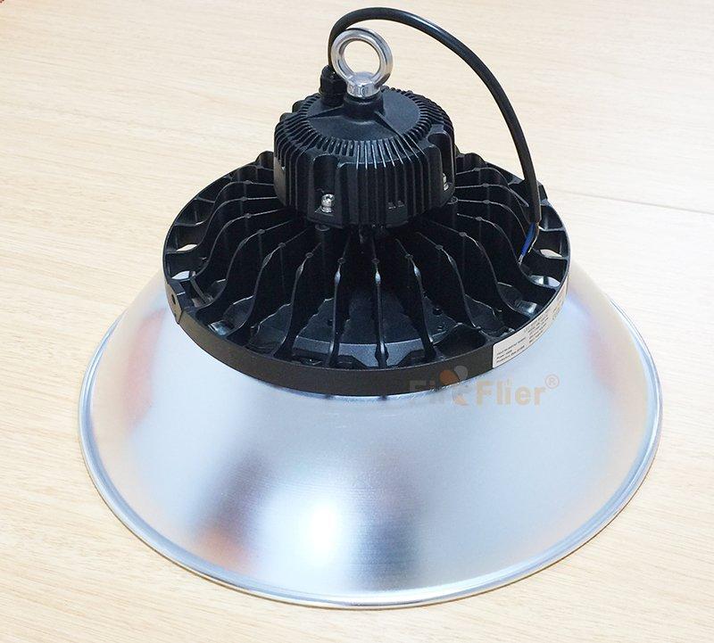 alumiiniumist reflektoriga LED kõrge lahe kinnitus