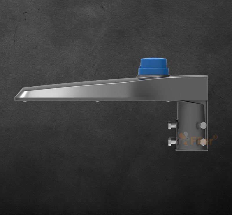Luminaria LED para calle con sensor de fotocélula