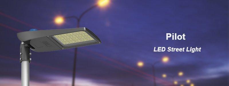 LED-tänavavalgustuse piloot
