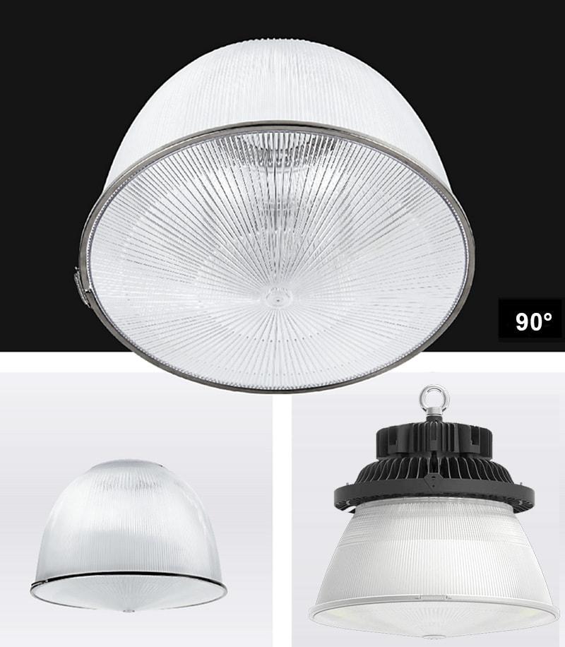 Réflecteur en polycarbonate de LED High bay light