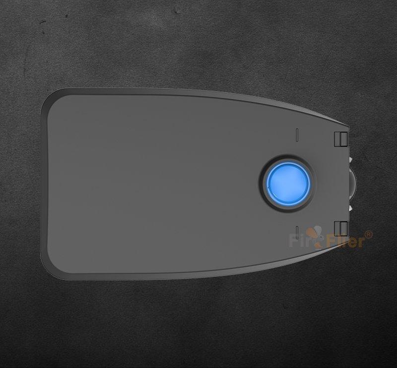Luz de calle LED con sensor de fotocélula
