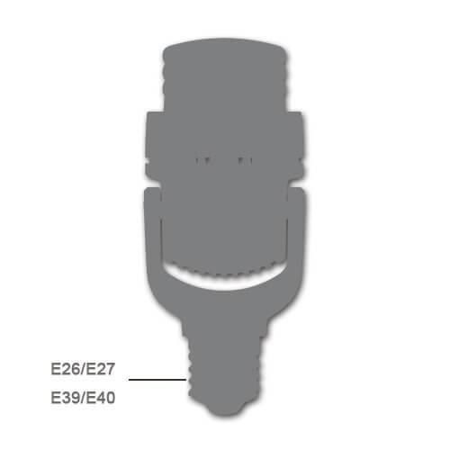 تركيبات لمبة LED المعدلة