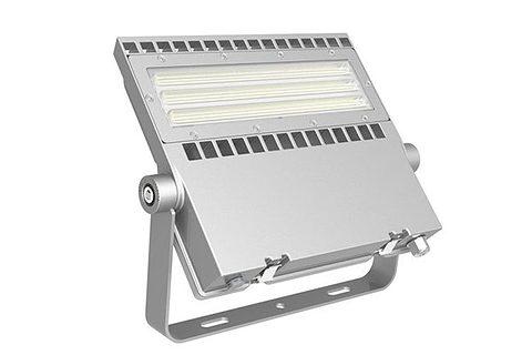 Asymmetric LED Area Light