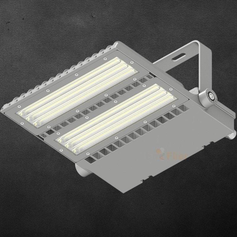 Luminaire LED asymétrique à projection