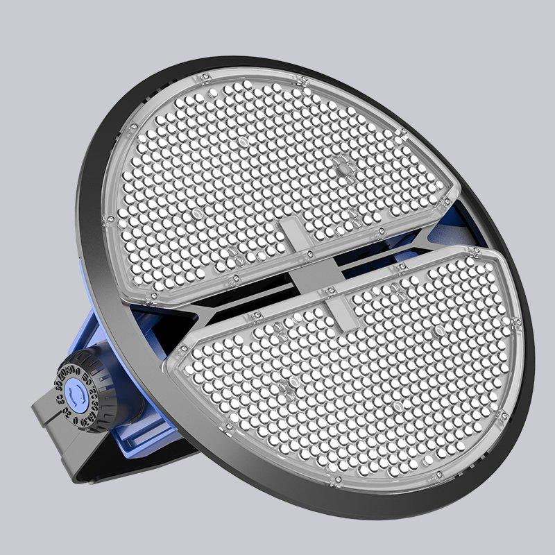 Lumière de hall d'exposition à LED 500W