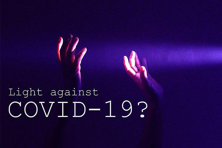 light against COVID-19