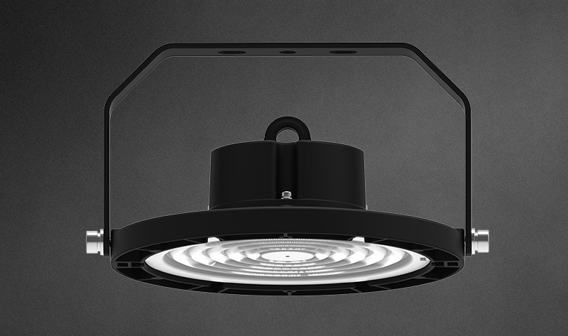 LED-Halterung für Hochregallampen