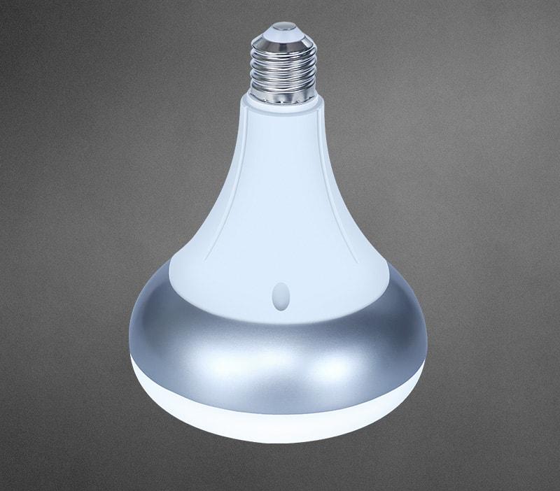Nachrüsten der LED-Lampe 72w