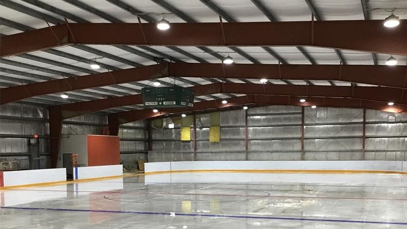 100W LED High Bay Light for sport field
