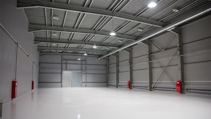 Tootmisruumi 150W LED-pirn