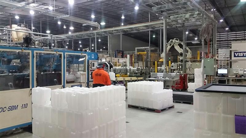 150W moderniseeritud LED-pirn töökoja jaoks