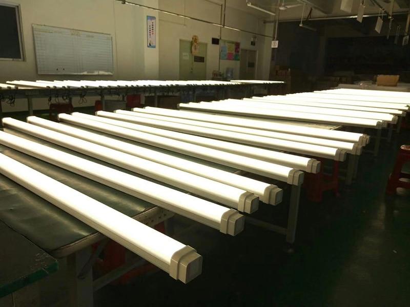 Alterungstest der dampfdichten LED-Leuchte