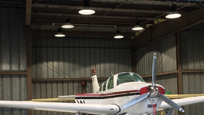 E40 moderniseeritud lamp 150W lennukiväljale