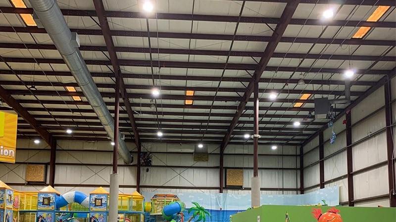 UFO LED High Bay Lamp for Amusement park