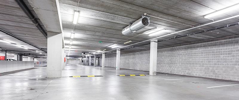 Éclairage LED Tri-proof pour industriel