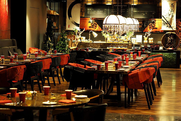 valeur R9 du restaurant