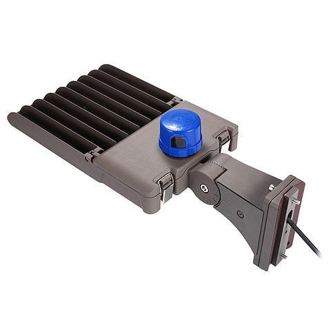 LED parkovací světlo 200w se senzorem fotobuňky