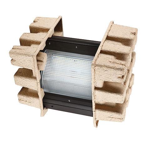 شحن حزمة مصابيح الجدار LED