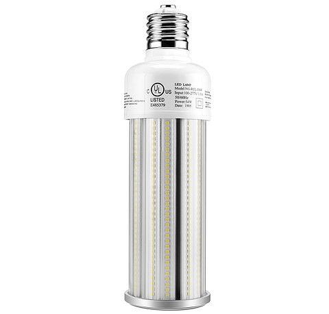 54W LED žárovka kukuřice