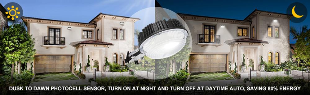 Lumières de grange à LED