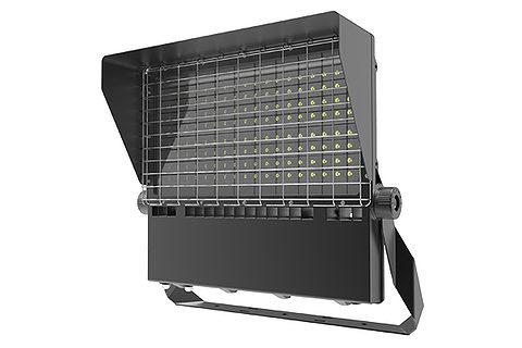Protection de fil d'acier 600w de la lumière d'inondation de catégorie marine de LED