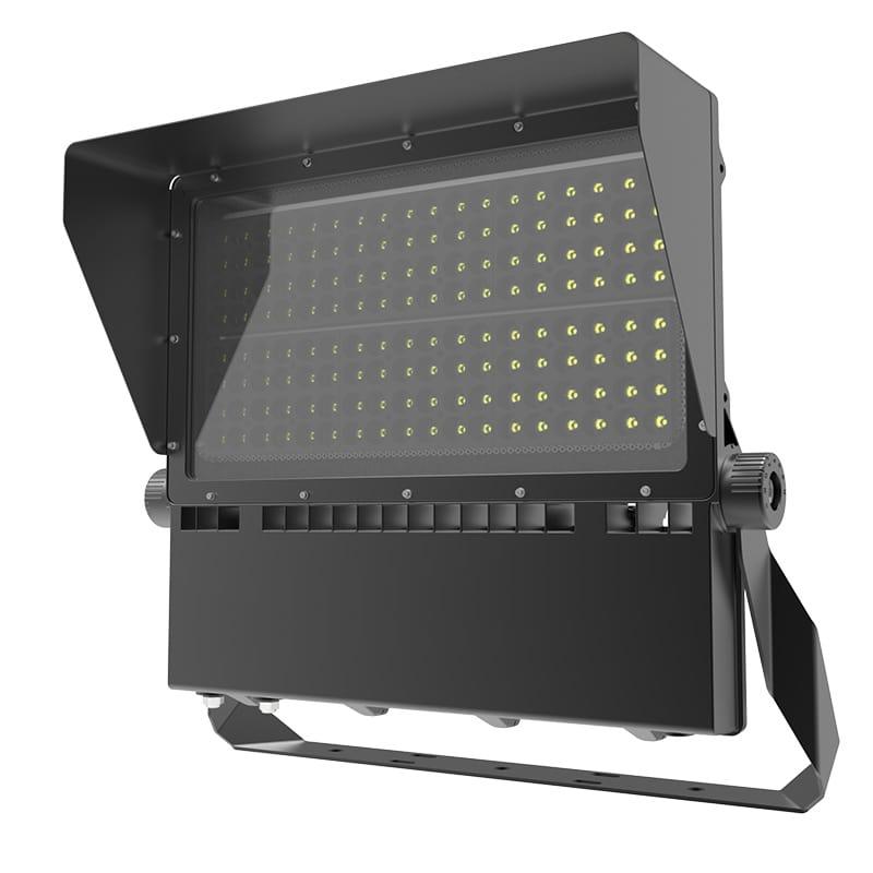 ضوء الفيضانات LED المضادة للوهج مع عاكس