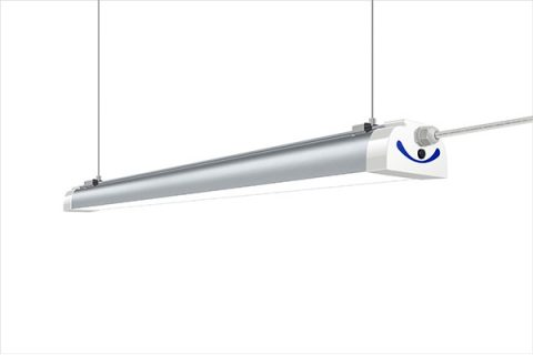 Glare Free LED Linear High Bay Light 60W