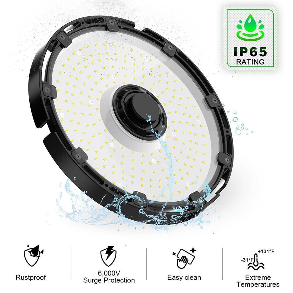 Luz de almacén LED IP65