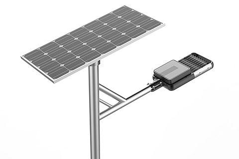 solární pouliční lampa 30w